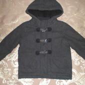 Куртка, пальто F&F р.98-104  3-4 года еврозима