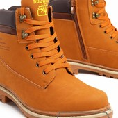 Модель № :W3385 Ботинки мужские на искусственном меху