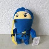 Мягкая игрушка Нинзя, 17 см