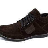 Зимние ботинки Van Kristi kn brown