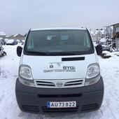 Opel Vivaro! Renault Trafik!!!