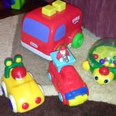 Машинка Little tikes