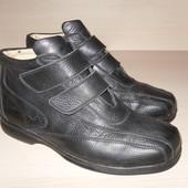 шкіряні черевики Santello Flexline 43р