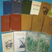 Книги по украинской литературе, Лот - 2книги, Уп 15грн