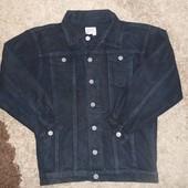 Куртка джинсовая Next 12-13 лет, 158 см, Италия, Оригинал