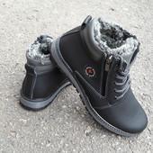 Качественные зимние ботинки Ecco 109