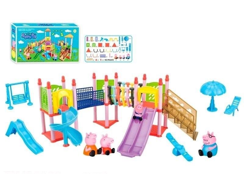 бесплатные игры для девочек свинка пеппа в магазине