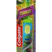 детские электрические зубные щетки из Америки черепашки ниндзя