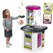 Интерактивная детская кухня Tefal Studio Bubble Smoby 311027