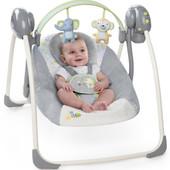 Качели для малышей Зоопарк Bright Starts 60729