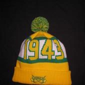 мужская зимняя шапка шведского бренда