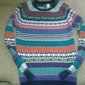 отличный мужской свитер от Divided by H&M,p.M