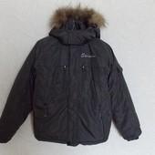 Зимняя очень теплая куртка для мальчика Skorpian 134, 140, 146, 152см