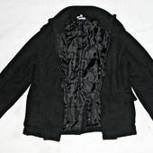 Пальто для мальчика теплое в идеальном состоянии