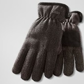 Перчатки мужские р.8,5 Tchibo теплые на Thinsulate