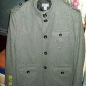 Демисезонное полу пальто