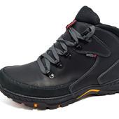 Зимние ботинки Ecco Hz3 Black