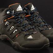 Ботинки Adidas Terrex на меху