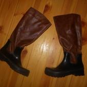 Резинові чоботи 40р