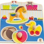 Первые вкладыши «Мои игрушки», Hape Артикул: E1301