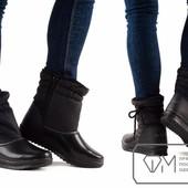 Модель № : W3429 Ботинки женские на искусственном меху