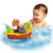 Tomy Пиратский корабль Bath Pirate Ship Bath
