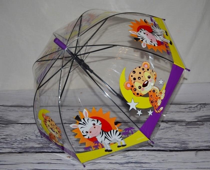 Украсить детский зонтик