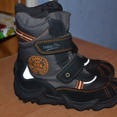 Зимові чобітки SuperFit 29 розмір
