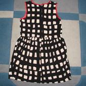 стильное платье Next 7 лет ( можно до 8 отлично)  состояние отличное