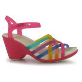 Босоножки Crocs Huara Swedge Sandals, W10