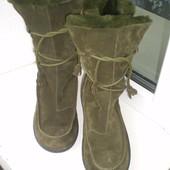 женские зимние сапоги Next р.39 ,стелька 26 см