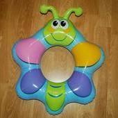 Intex круг для плавания