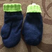 Нові рукавиці (варєжки) George на 1 - 3 р.