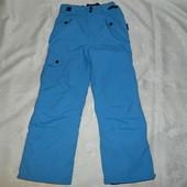 Зимние брюки-комбинезон Crane sports - р.134-140