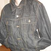 Dolce&Gabbana оригинал крутая стильная джинсовая куртка 52р-р