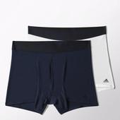 Комплект для мужчин трусы-боксеры 2 в 1 Adidas оригинал