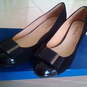 Туфли кожаные Welfare 38 р.