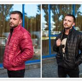 Мужская куртка двухсторонняя