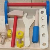 Деревянный набор инструментов W02 - 4071