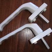Новые ручки для металлоплатиковых окон Macco
