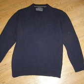 Marc O'Polo свитер с локтями superlight lambswool XL-размер