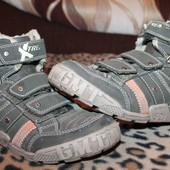 Ботинки на мальчика для двора 36 р