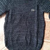 Новинка Теплый мужской свитер Турция