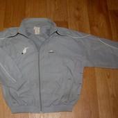 мужская куртка ветровка Adidas р-р L недорого