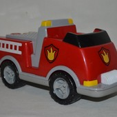 Mega Bloks Пожарная машинка машина Мега Блокс