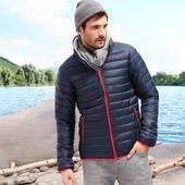 Стильная мужская курточка от тсм Tchibo размер S  евро маломерит