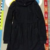 Крутое синее пальто от Jane Norman, размер 34(8)
