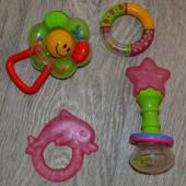 Погремушки, грызуны, игрушки 50 грн за все