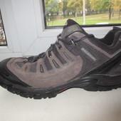 Кожаные кроссовки Salomon 41 р.