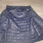 Деми куртка в отличном состоянии S-M-размер